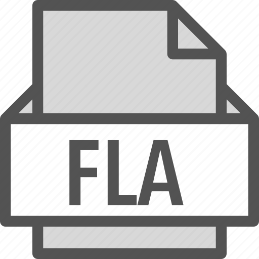 how to open fla file extension