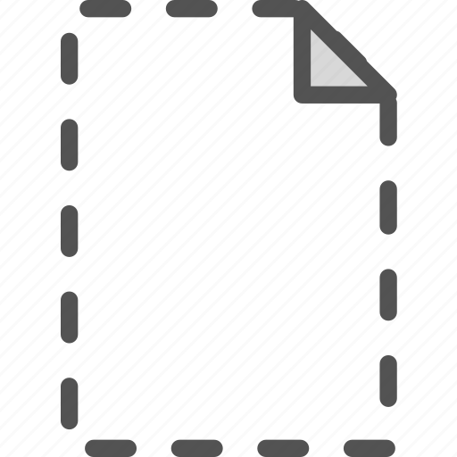 cut, extension, file, folder, tag icon