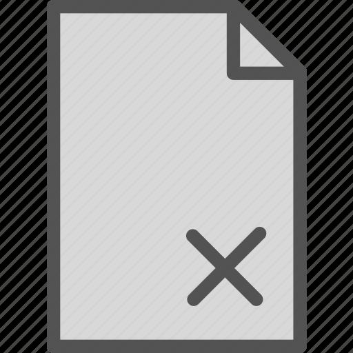 extension, file, filedenied, folder, tag icon