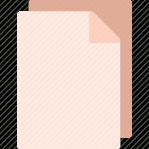 duplicate, extension, file, folder, tag icon