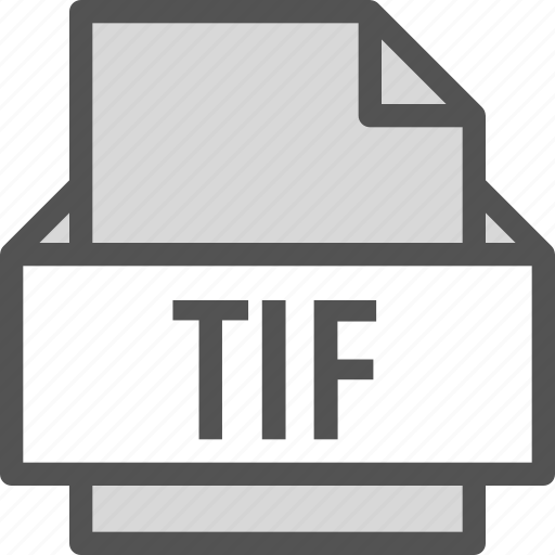 extension, file, folder, tag, tif icon