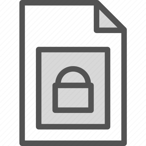 extension, file, folder, protect, tag icon