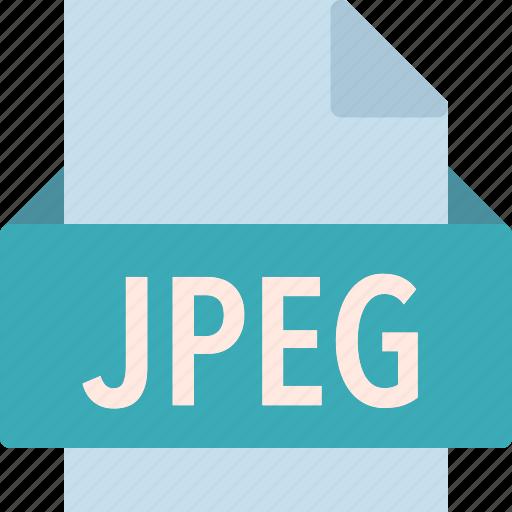 extension, file, folder, jpeg, tag icon