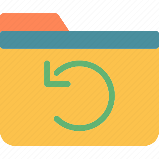 extension, file, folder, folderrenew, tag icon