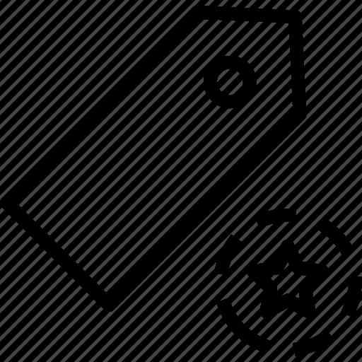 extension, file, folder, tag, tagfav icon