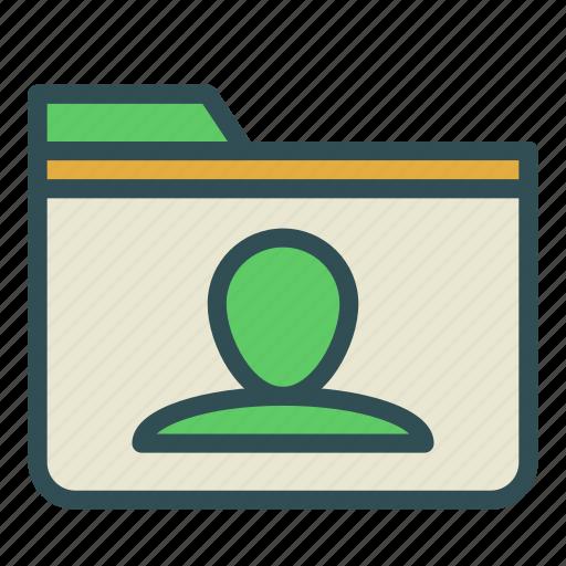 avatar, computer, figure, folder, man, pc, people icon