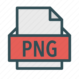 extension, file, graphics, network, portable icon