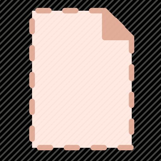 computer, cut, file, pc, select icon