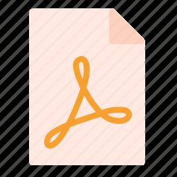 adobe, computer, file, pc, pdf icon