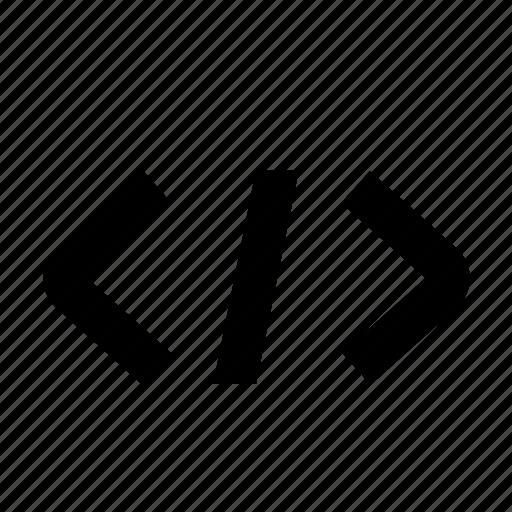 code, development, html, wysiwyg icon