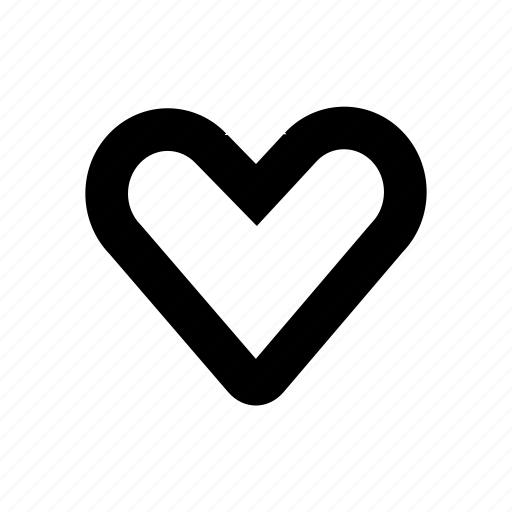 favourite, heart, love, relationship icon