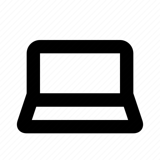 external, laptop, notebook, tablet icon