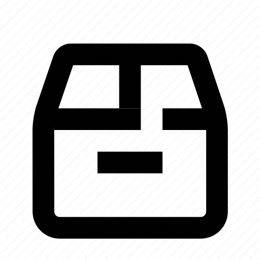 package, parcel, post, shipping icon