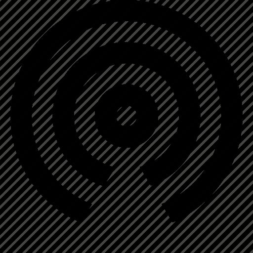gps, network, signal, wireless icon
