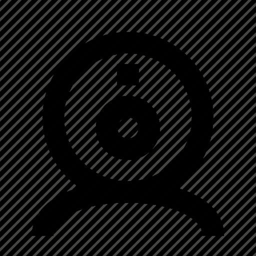 cam, record, video, webcam icon