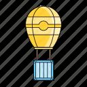 ballon, baloon, battle, drop, fortnite, pubg, royale icon