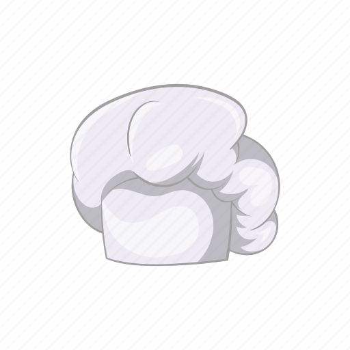 cap, cartoon, chef, cook, hat, kitchen, restaurant icon