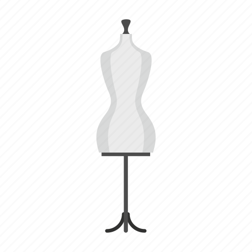 Cloth, clothing, form, mannequin, model, thread, tissue icon - Download on Iconfinder