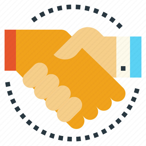 agree, deal, hand, partner, shake, shakehand, team icon