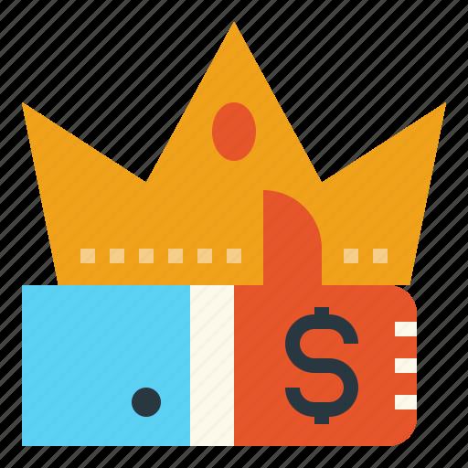 join, king, like, top, winner icon