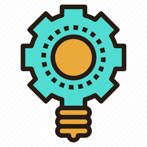 creative, engineering, future, innovation, learning, technology icon