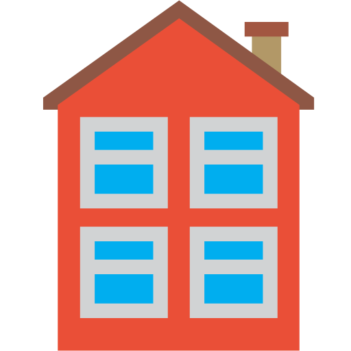 estate, floors, home, house, office icon