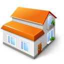 building, company, home, house icon