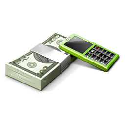 accounting, business, calculator, cash, money, receivables icon