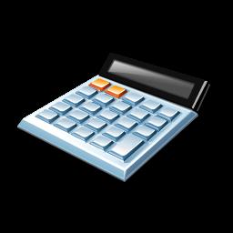 calculator, math icon