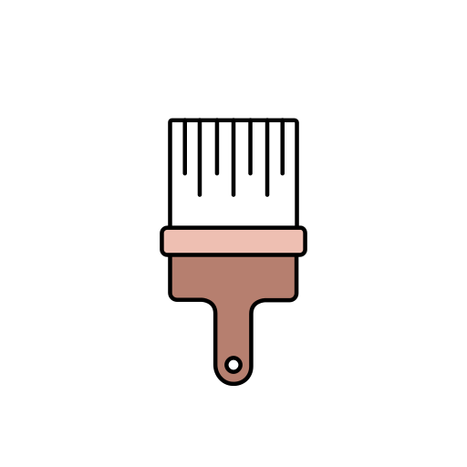 building, construction, hammer, paint, tool, tools, work icon