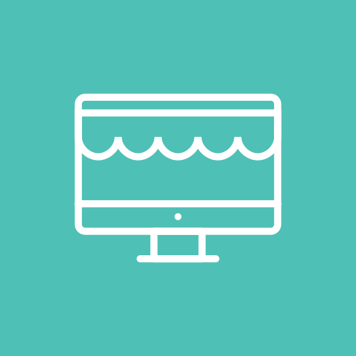 business, ecommerce, internet, online, shop icon