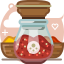 chilli, cooking, orient, pepper, seasoning, spices, yumminky icon