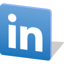linkedin, logo, media, share, social icon