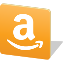 logo, amazon, media, social, buy, share, market