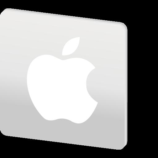 apple, logo, media, social, software icon