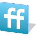 friendfeed, logo, media, share, social icon
