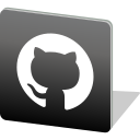 business, github, logo, media, online, share, social icon