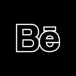 behance, media, share, social icon