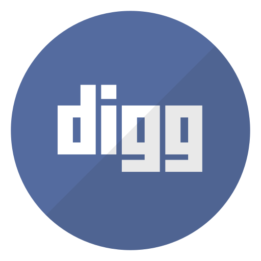 digg, logo, website icon