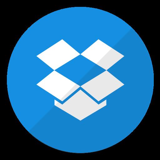 cloud, data, documents, dropbox, files, logo, storage icon