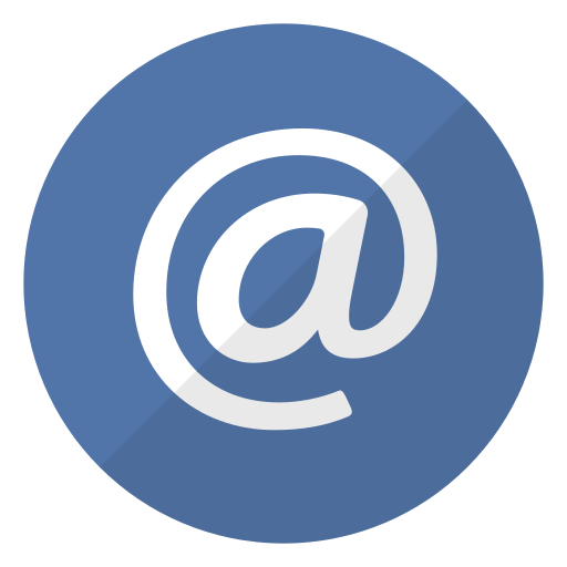 arobase, email, mail, message icon