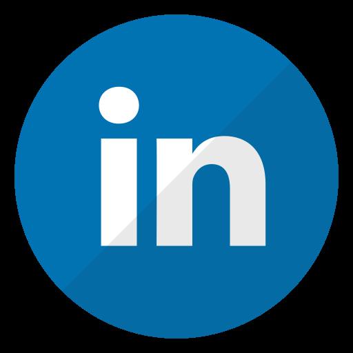 Profile, account, logo, media, linkedin, social, professional icon