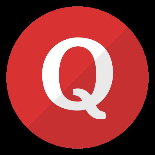 logo, quora, website icon