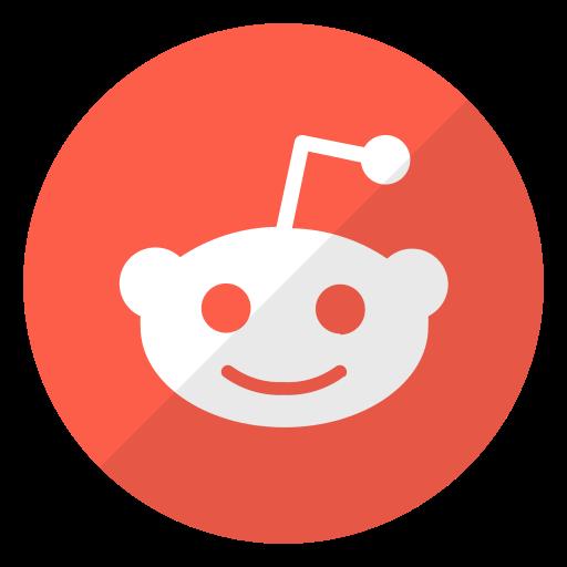 logo, reddit, website icon