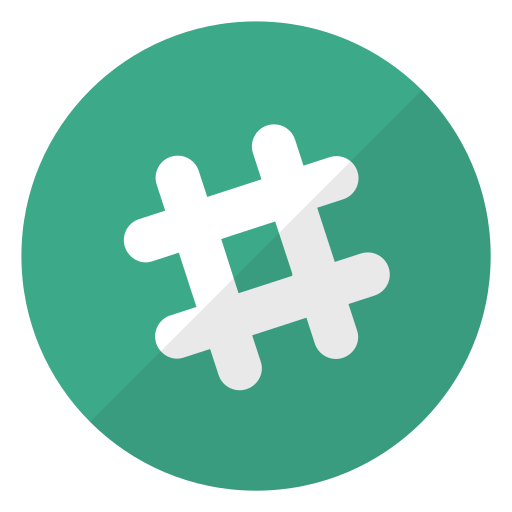 logo, slack, website icon