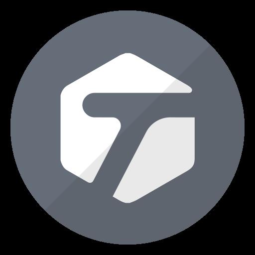 logo, tagged icon