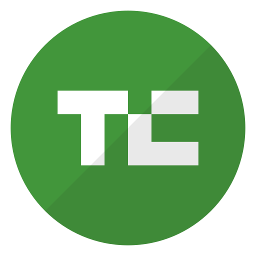 logo, techcrunch icon