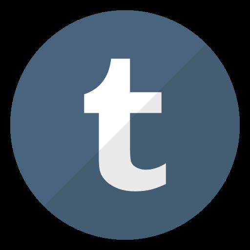 logo, tumblr, website icon