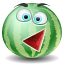 melonwater, watermelon icon