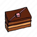bakery, cake, dessert, food, kitchen, pastry, sweets icon